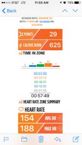 My Experience with Orangetheory Fitness