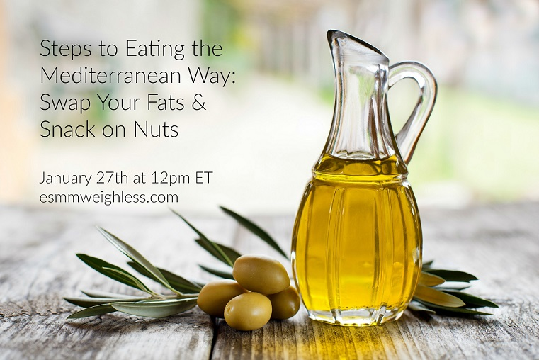 FRIDAY: Free Webinar on the Mediterranean Diet