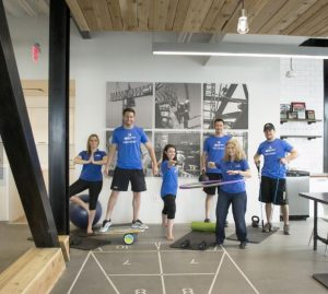 Two Eat Smart, Move More, Weigh Less Clients Ranked Among Charlotte's Healthiest Businesses 2016