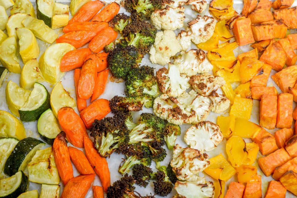 Celebrate #MedMonth with Roasted Vegetables