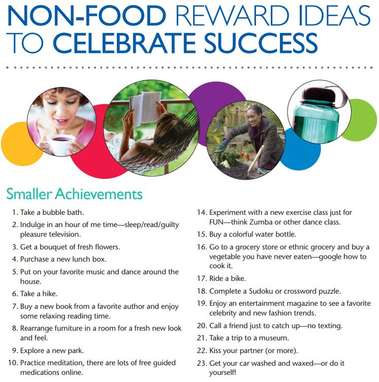 non food rewards