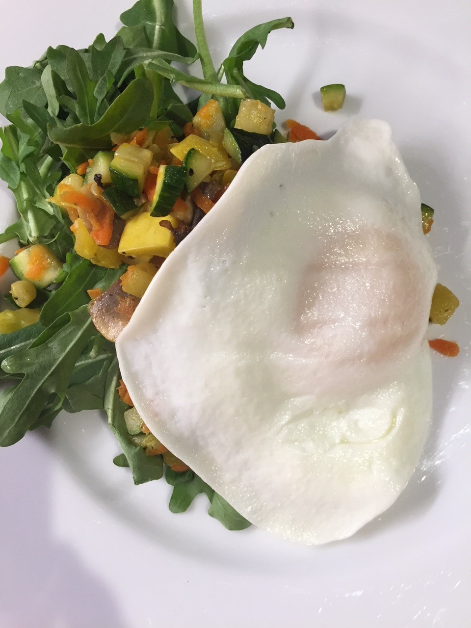 healthy egg hash