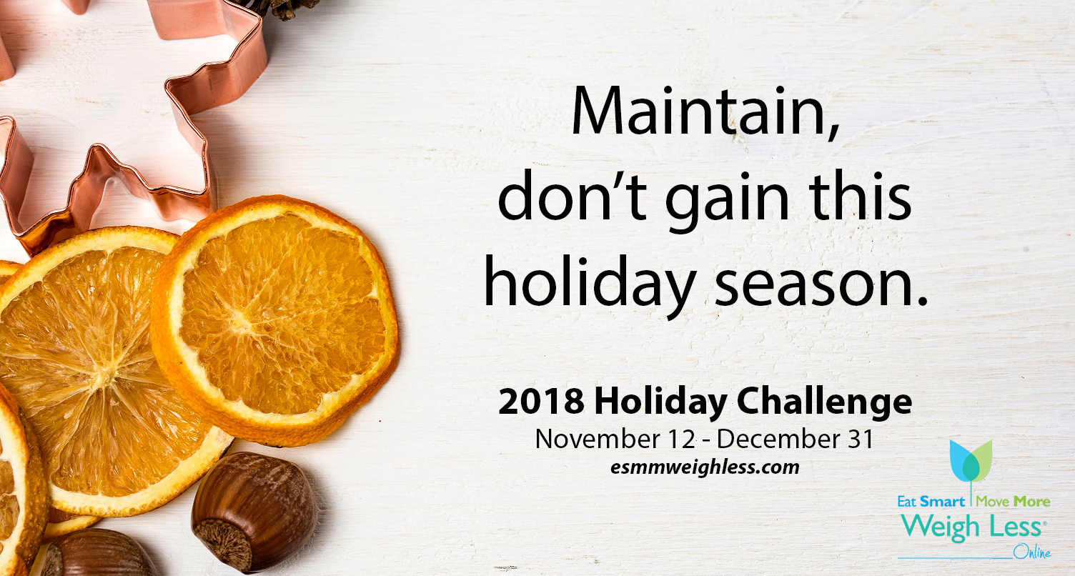 holiday challenge