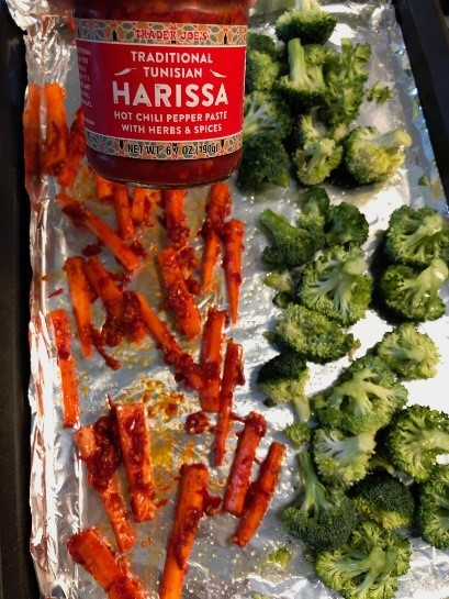 Is Harissa The New Sriracha Eat Smart Move More Weigh Less