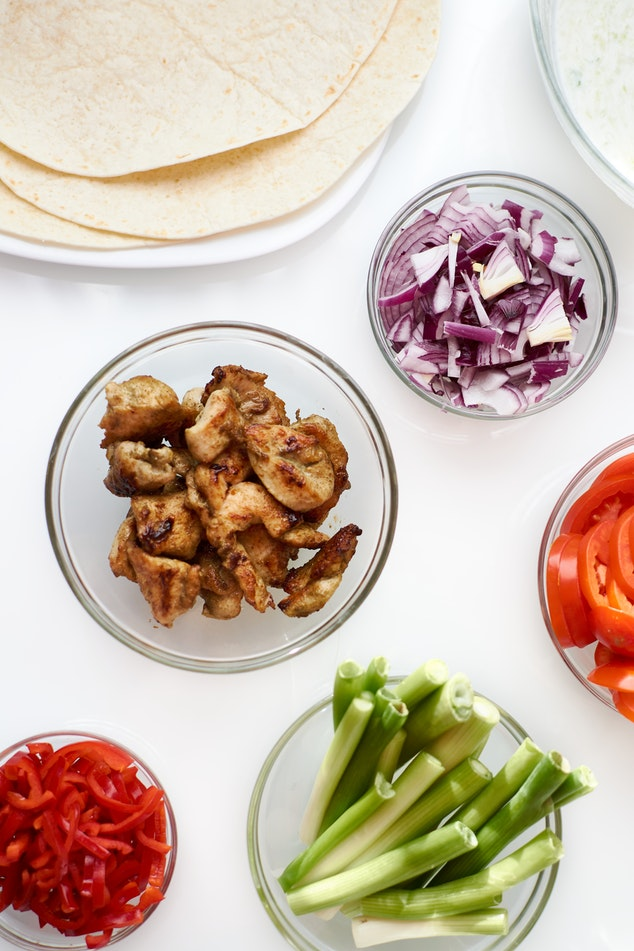 Easy Weeknight Dinner: Slow Cooker Chicken Fajitas