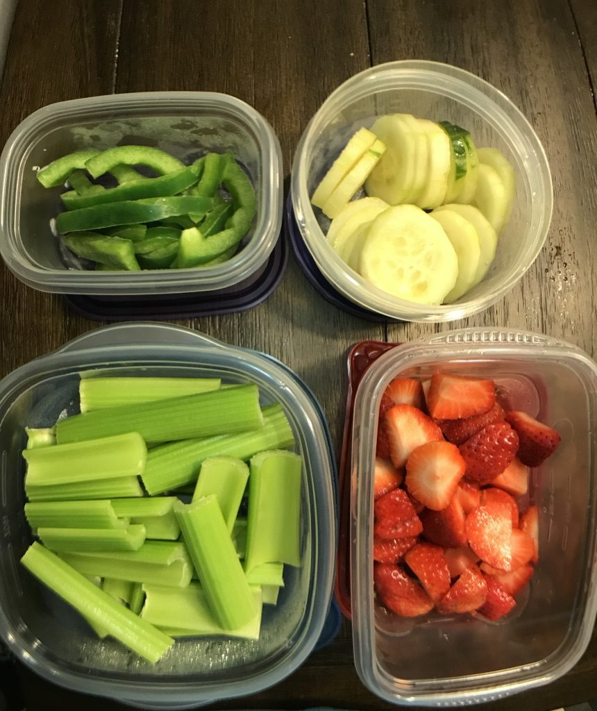 Celebrate National Nutrition Month with Meal Prep