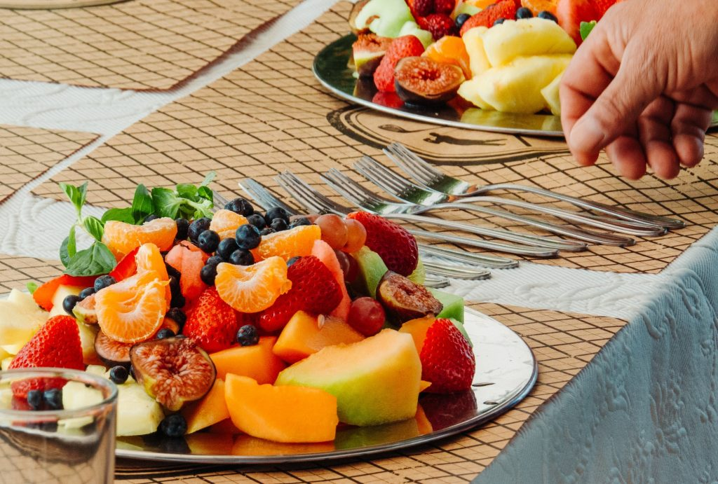 Tips for Having Healthy Foods at Meetings