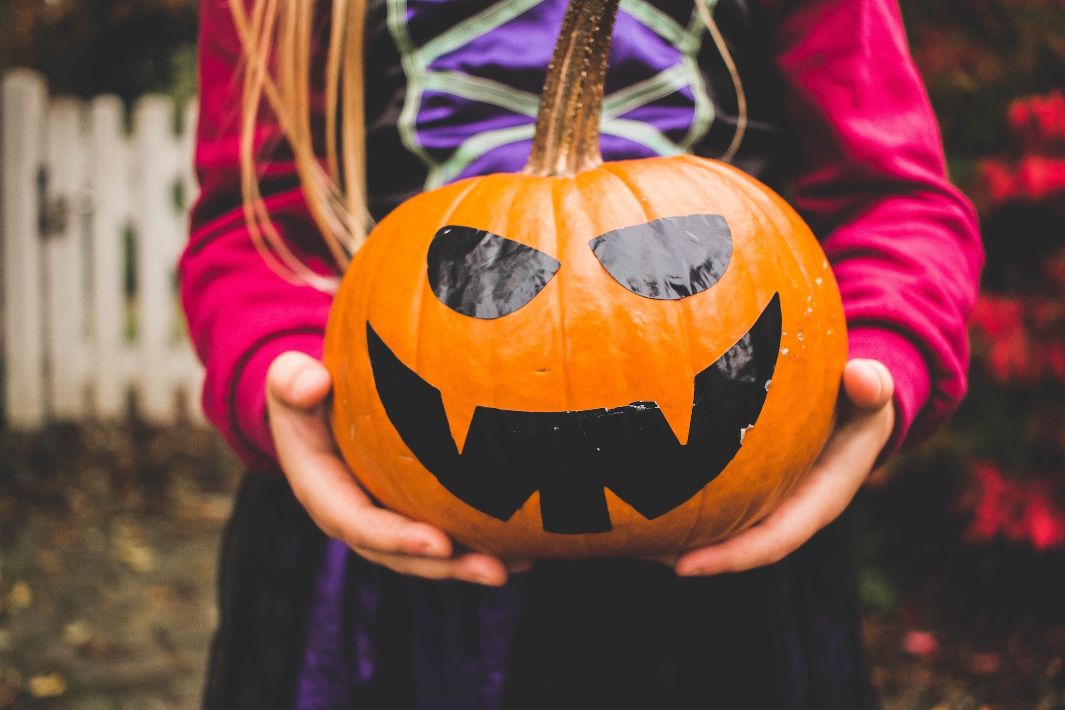 5 Ways to Stay on Track and make it a Healthy Halloween