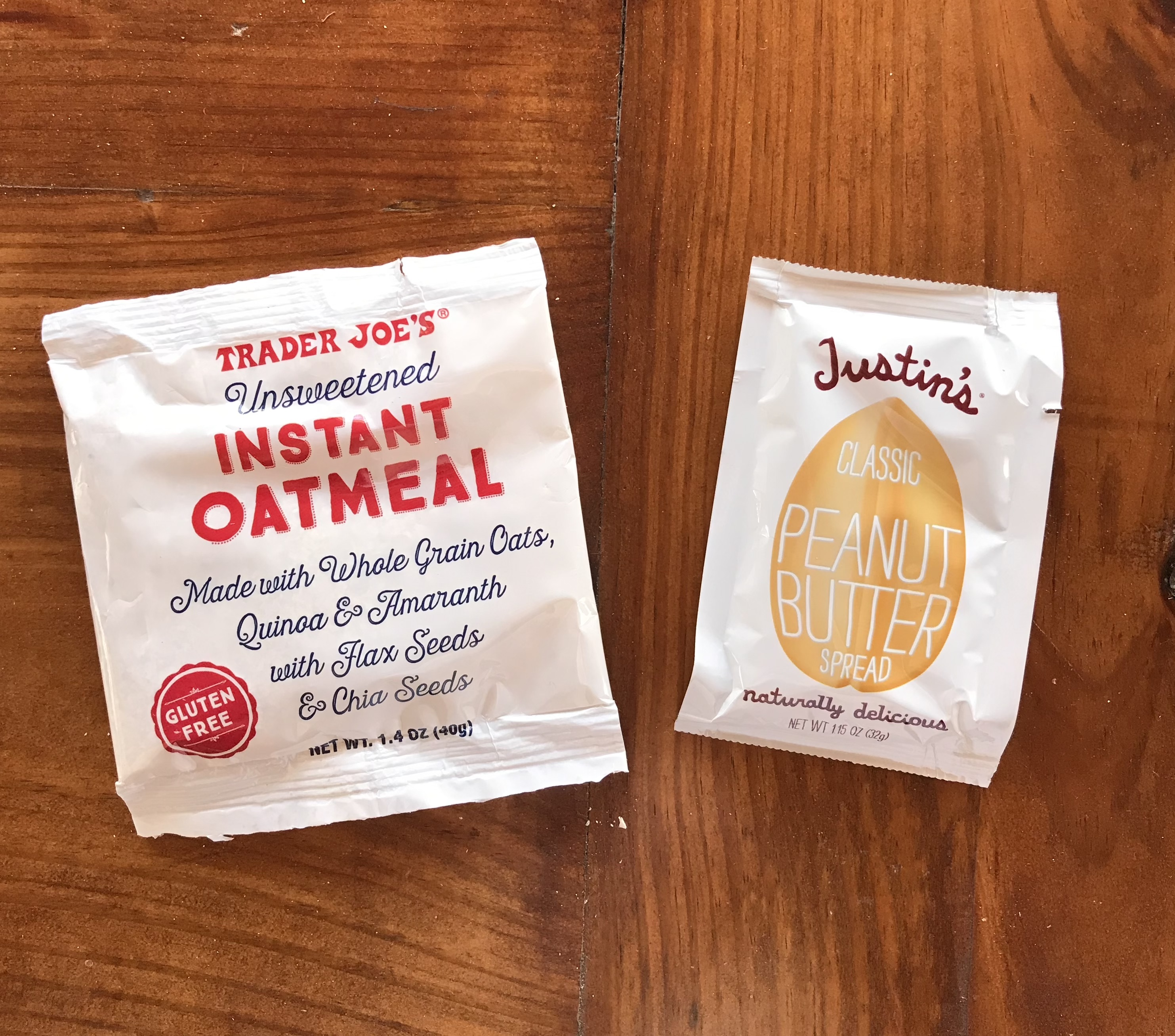 Travel Hack: Healthy Oatmeal on the Go
