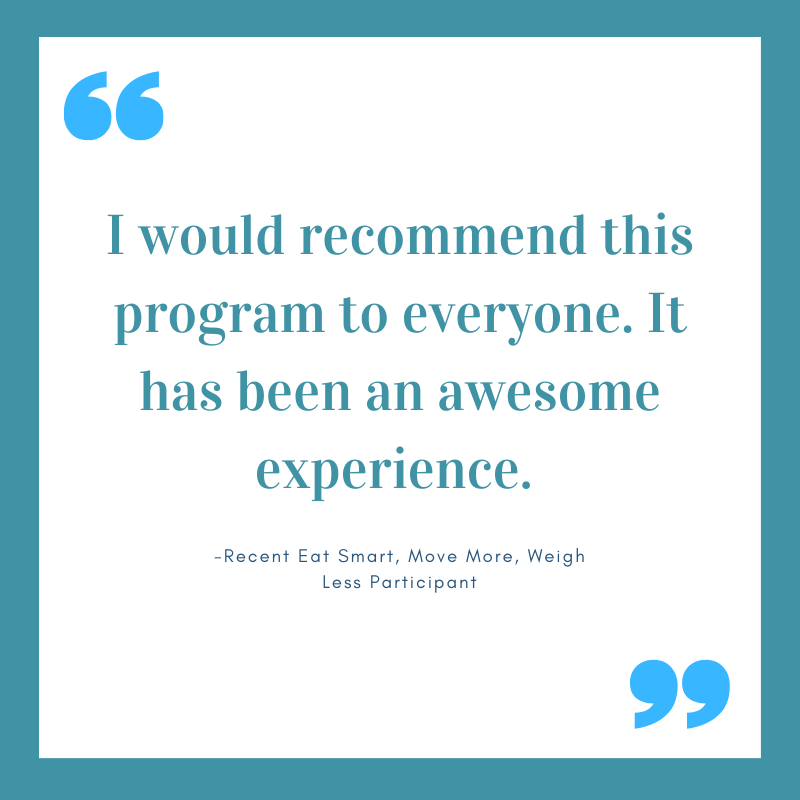 """The program was an awesome experience"""