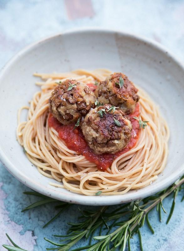 Meatless Meatballs: Easy Weeknight Meal
