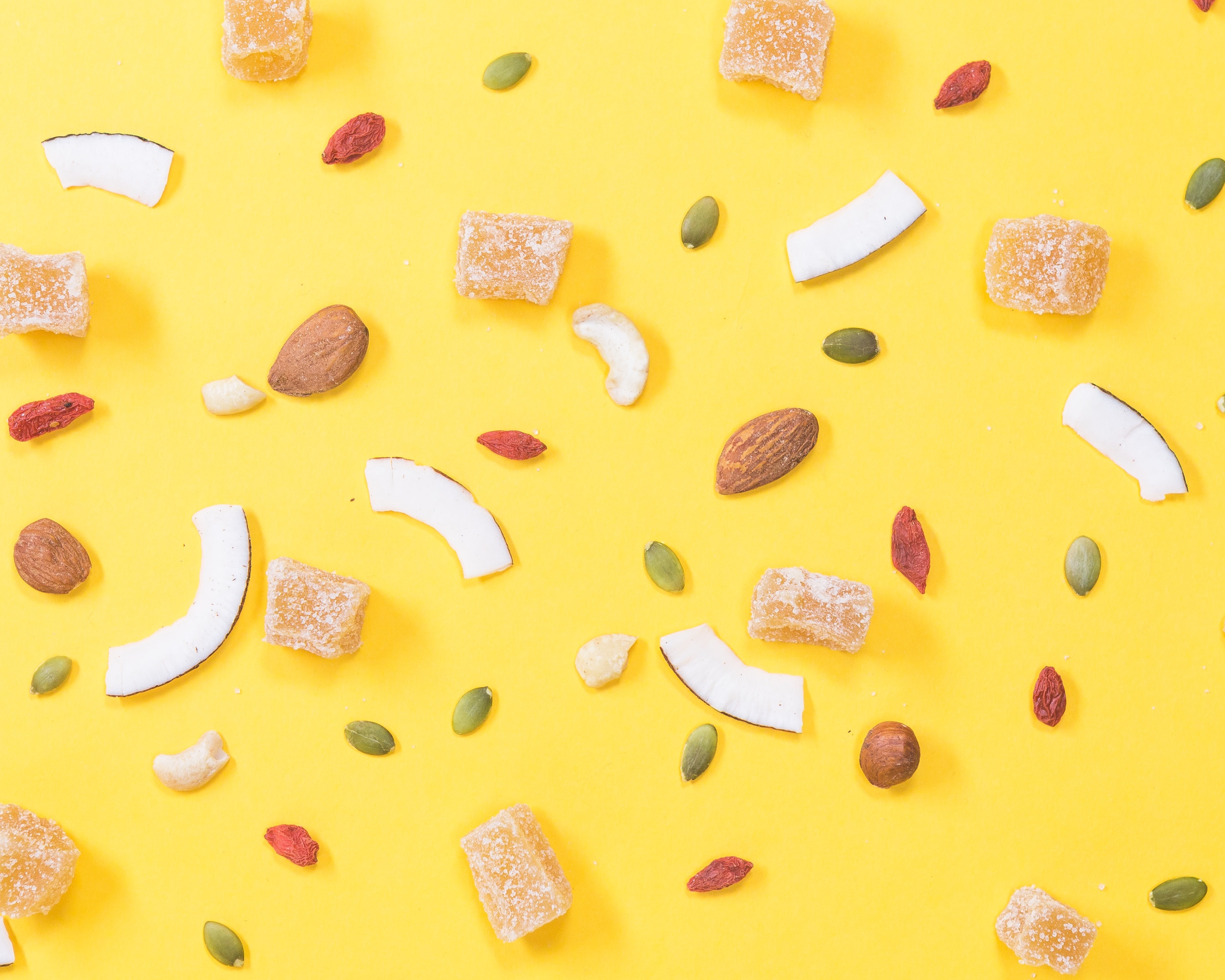 Build Your Own Healthy Trail Mix – #NationalTrailMixDay