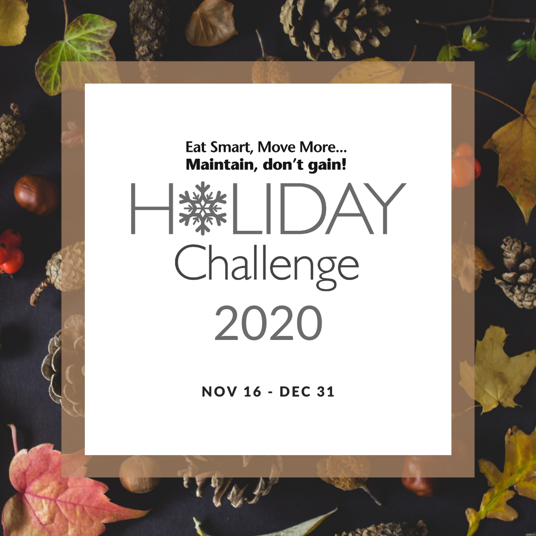 Two Weeks Until the 2020 Holiday Challenge!