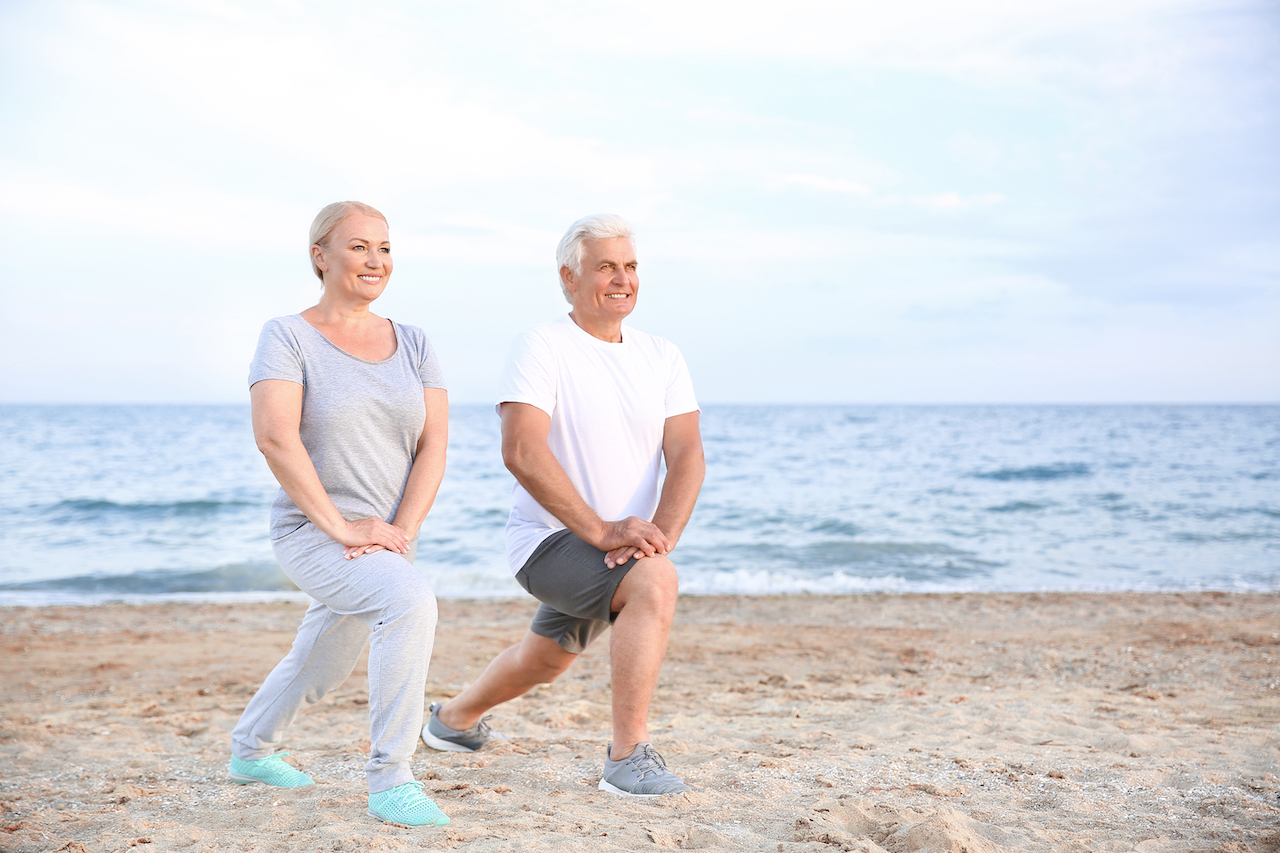 Low-Impact HIIT Workouts for Older Adults